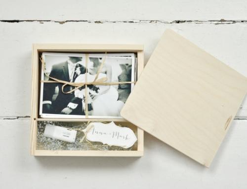 Photos de mariage sur clé usb