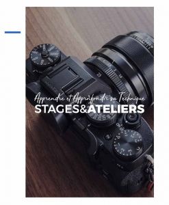 Stage photo technique