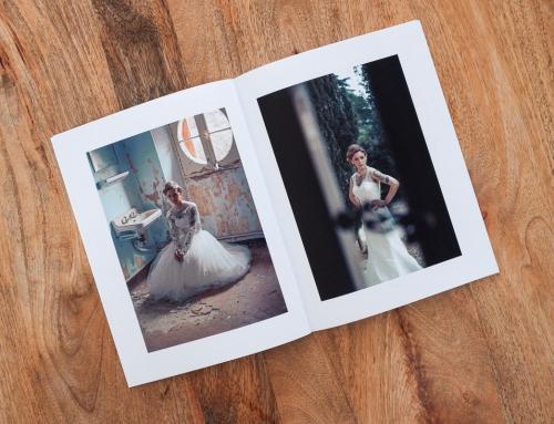 Album photo de mariage : Créer son livre photo avec Rosemood