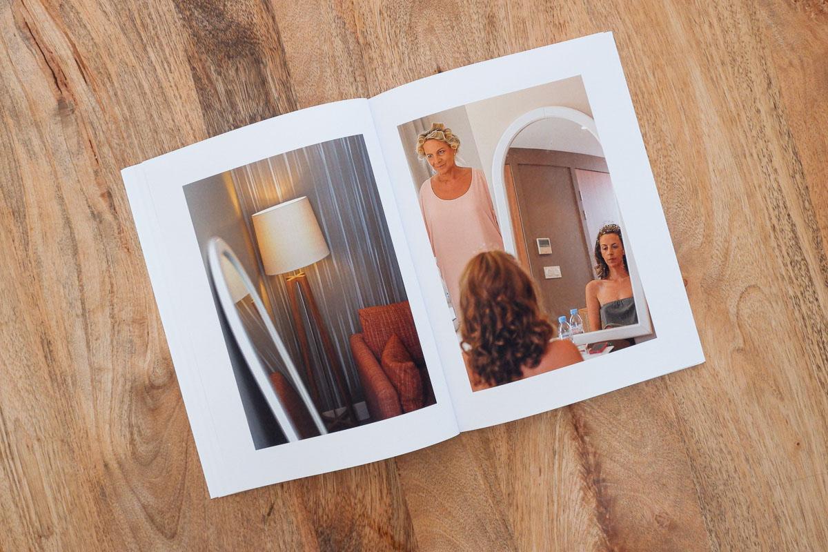livre photo mariage atelier rosemood